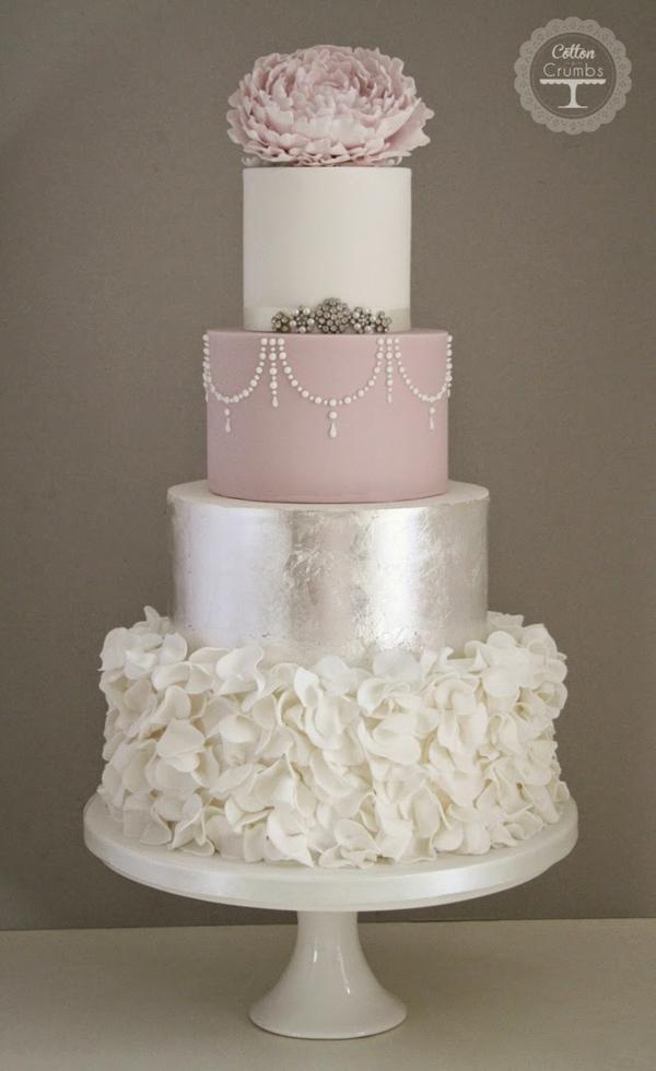 сватбени торти 2015 идеи