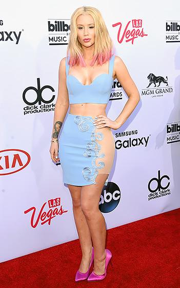 billboard music awards 2015 iggy azalea