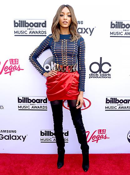 billboard music awards 2015 jourdan dunn