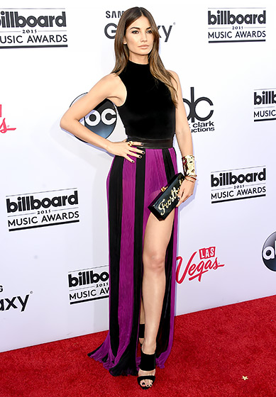 billboard music awards 2015 lily aldridge