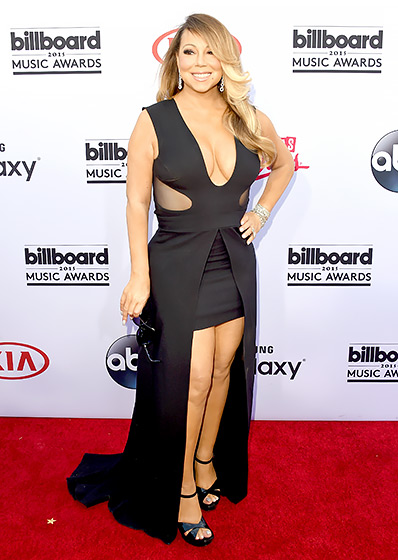 billboard music awards 2015 mariah carey