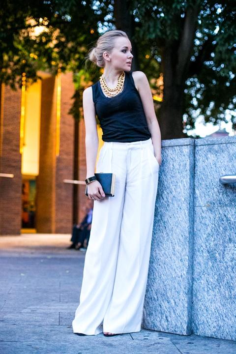 bql pantalon sandali street style