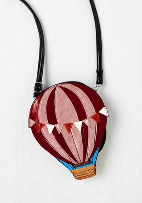 damska chanta balon