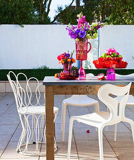 Вдъхновяващи идеи за декорация на градината