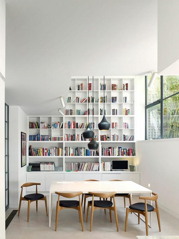 dizain interior trapezariq skandinavski stil bqlo
