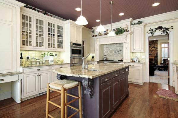 луксозен дизайн на кухня идеи