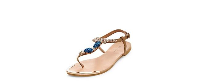 ejednevni sandali bejavo