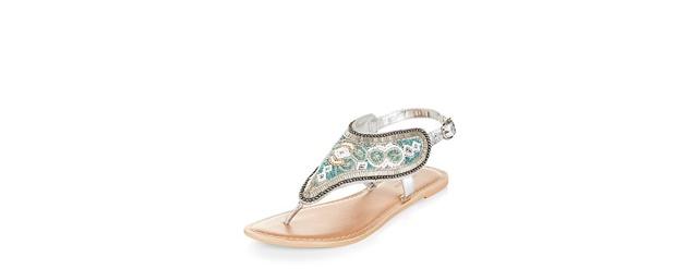 ejednevni sandali etno