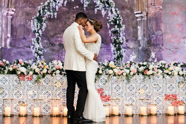 elegantna svatba vdahnovena ot dolce & gabbana