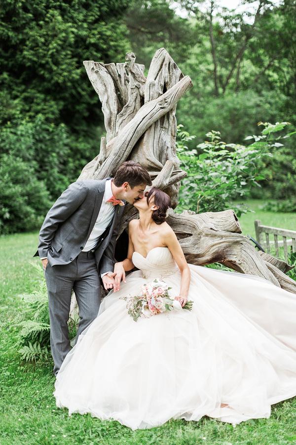 ideq za svatba v pastelni tonove
