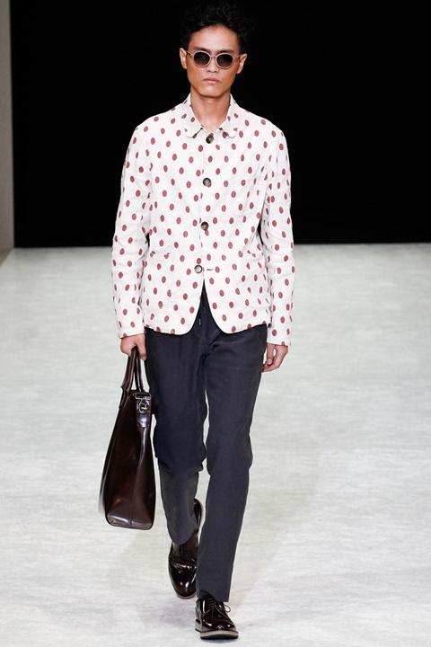 georgio armani prolet 2015 majka moda