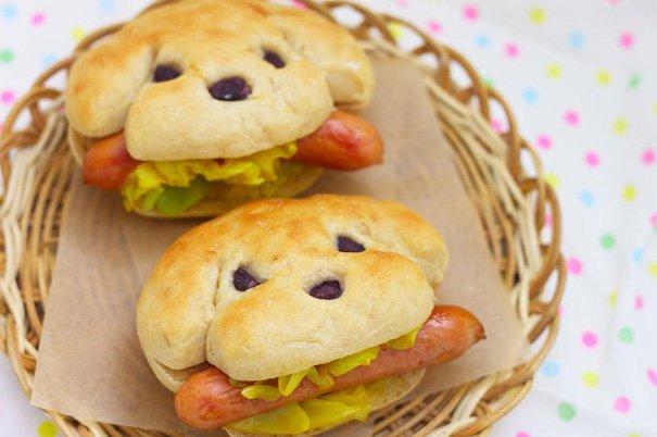 hrana sandvichi kreativna ideq