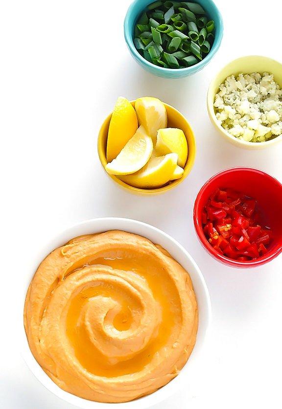recepta za humus