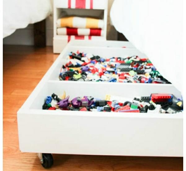 идея скривалище детски играчки