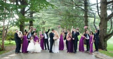 ideq za svatbaena snimka mladojenci shaferi