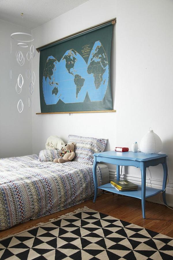 interior dizain spalnq skandinavski stil