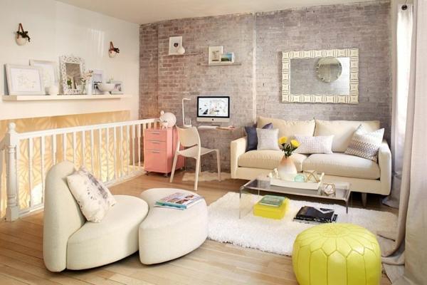interior shabi shik stil dizain obzavejdane divani masa