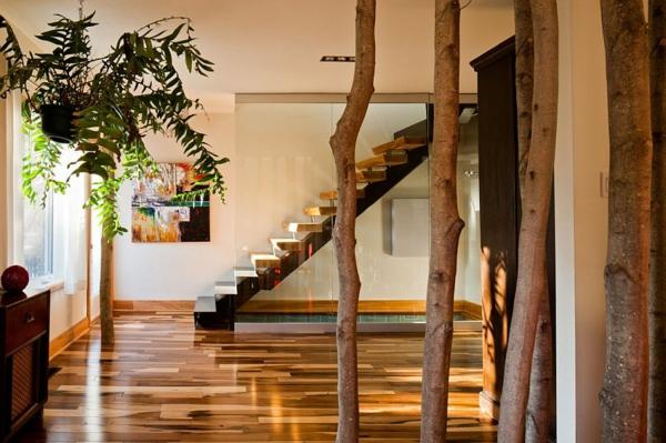 модерен дизайн стълби