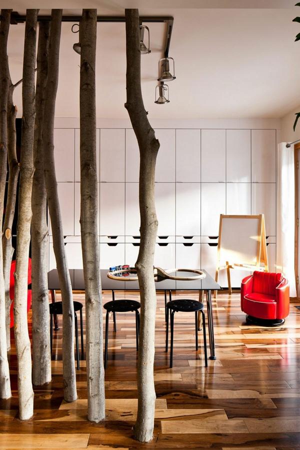 модерен интериорен дизайн трапезария
