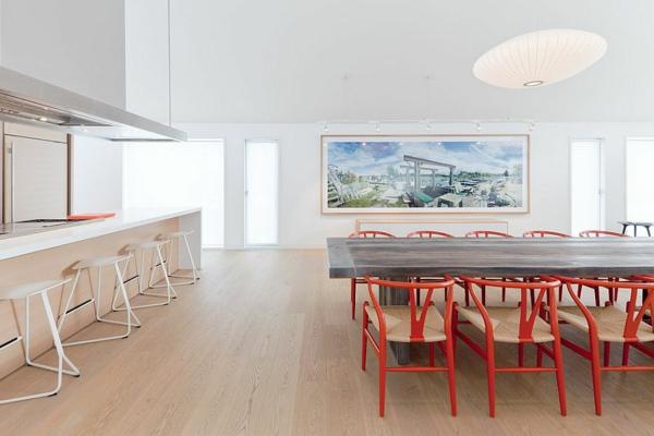 interioren dizain trapezariq skandinacski stil