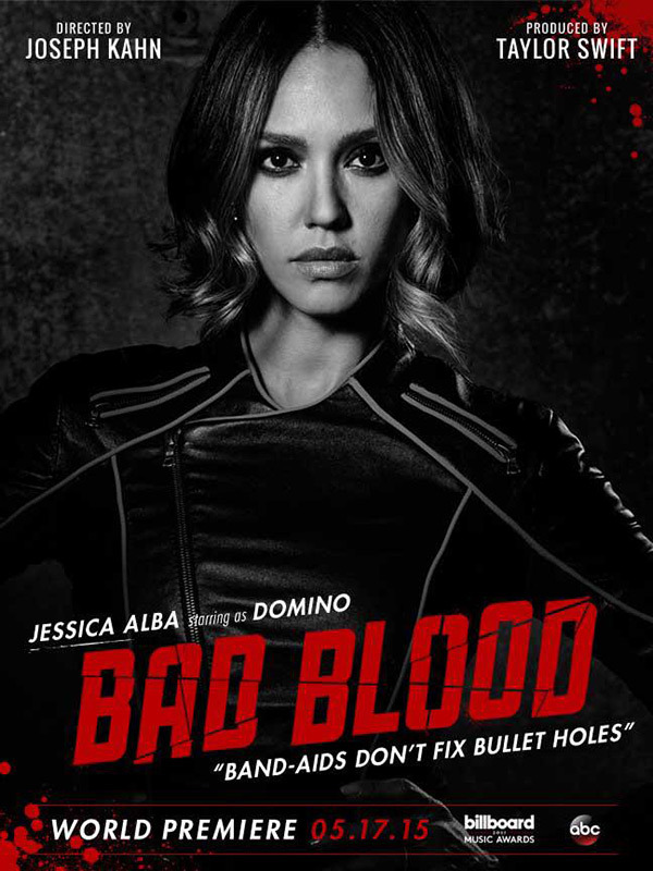 jessica alba bad blood video