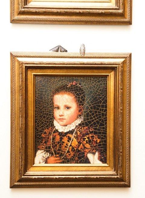 kartina mozaika dete