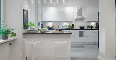 kuhnq moderna bqlo plot visoki stolove interioren dizain