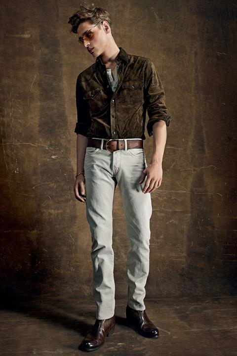 makji beli pantaloni tom ford
