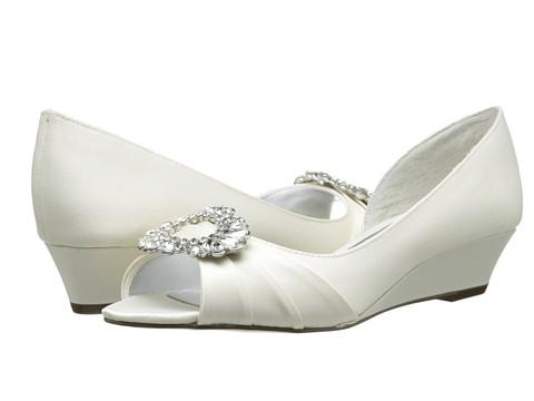 niski svatbeni obuvki