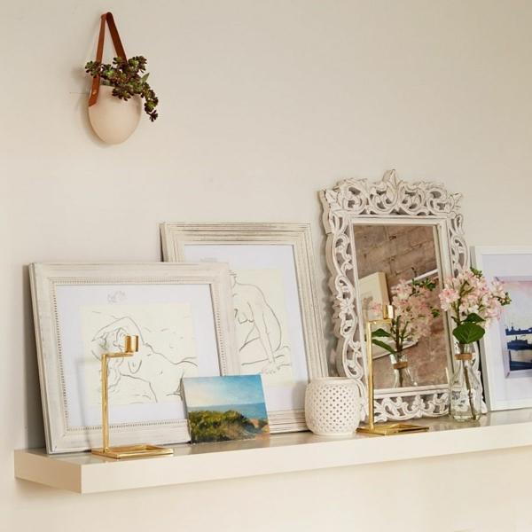 obzavejdane interior shabi shik stil kartini dekoraciq