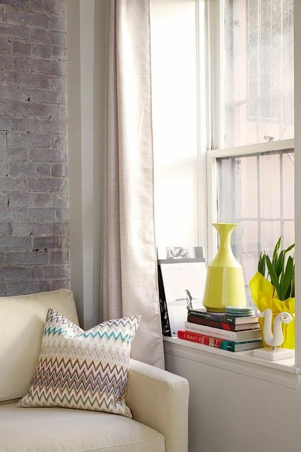 obzavejdane interior shabi shik stil zavesa