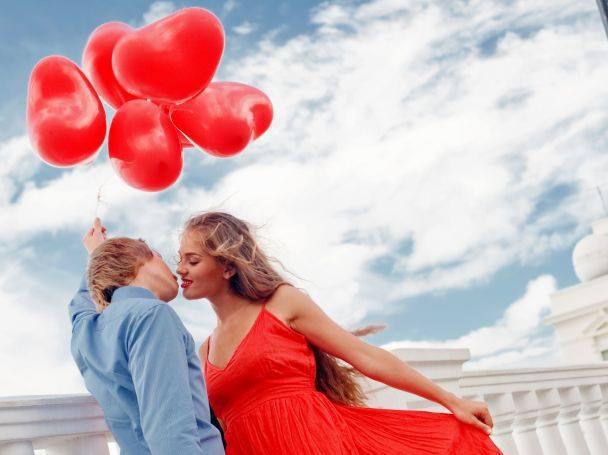 отслабване чрез влюбване