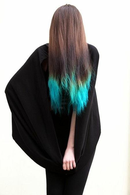 pricheski tendencii cherna ombre kosa