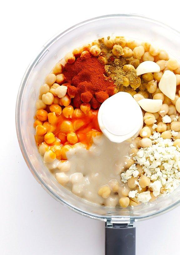 recepta humus bafalo produkti