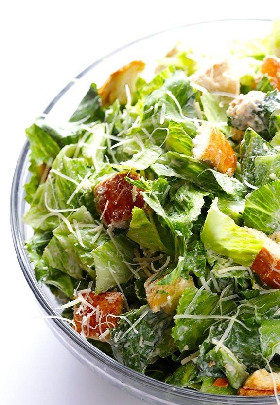 recepta salata cesar