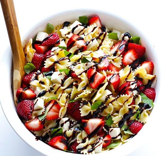 salata kapreze
