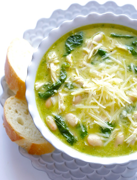 recepta supa pile pesto bob