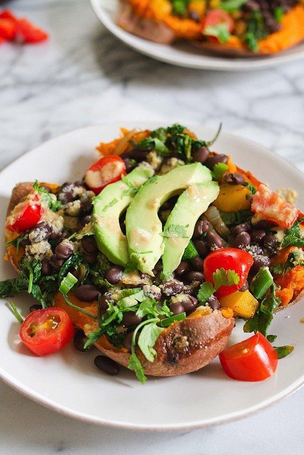 vegan recepta