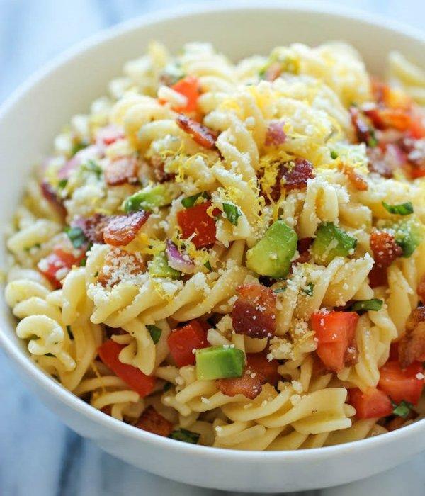 recepta za salata s pasta
