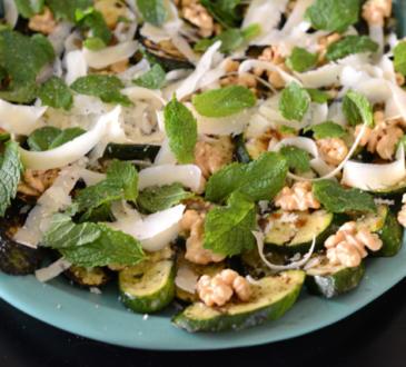 salata s tikvichki
