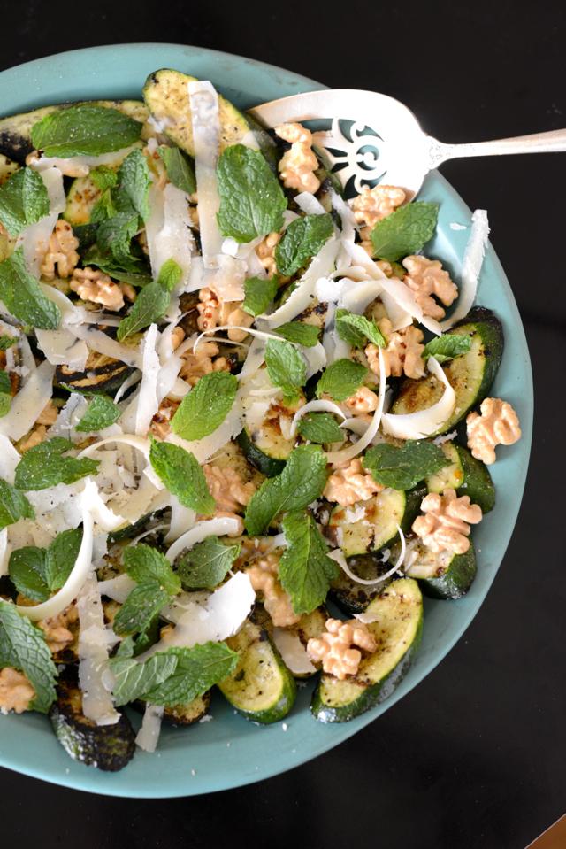 recepta za salata tikvichki menta