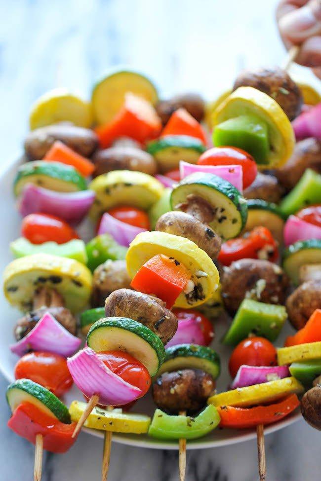 recepta za vegan shishcheta zelenchuci