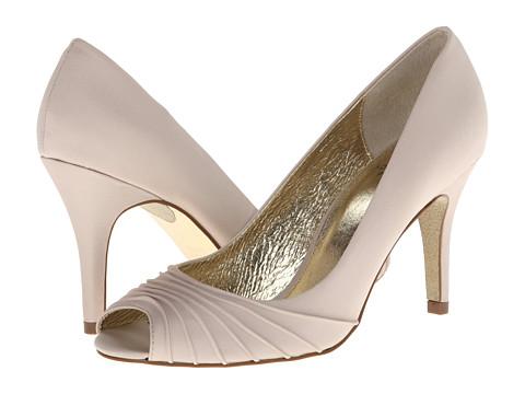 rozovi svatbeni obuvki