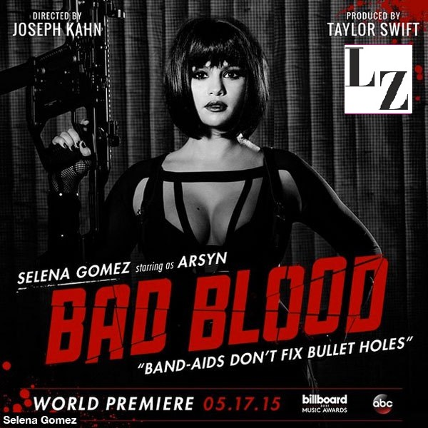 selena gomez bad-blood