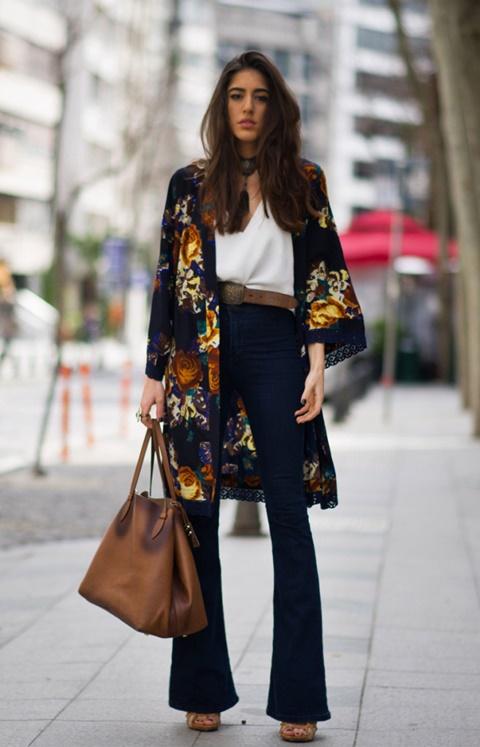 sinio dalgo kimono
