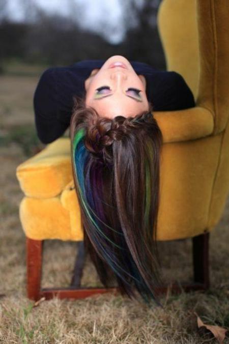 tendencii pricheski izbor cvqt cherna kosa