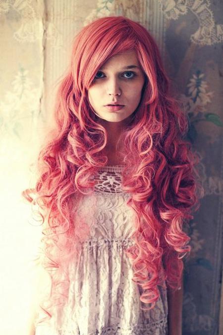 tendencii pricheski izbor cvqt kosa chervena