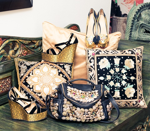 zlatni obuvki prolet