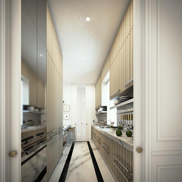 интериорен-дизайн-в-бяло-и-черно-кухня-бежово-идеи