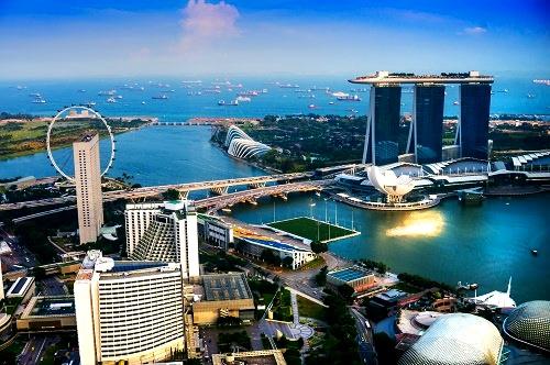 безплатни неща в сингапур сгради